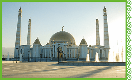 Tours in Turkmenistan: Tour 8, Turkmenistan tours